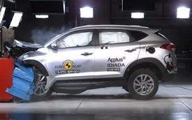 Hyundai Tucson 2016 đạt điểm số an toàn cao nhất của Euro NCAP