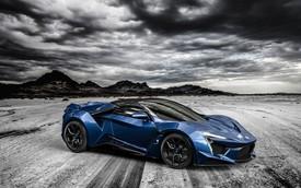 """Fenyr Supersport: Nhanh, mạnh và đắt hơn cả """"siêu xe Fast & Furious"""" Lykan Hypersport"""