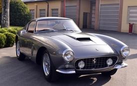 Chiếc siêu xe Ferrari được phục chế đến từng ốc vít trong 14 tháng