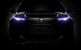 Fiat Toro – Tân binh trong phân khúc xe bán tải