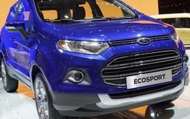 Ford EcoSport không gây sốt ở mọi thị trường