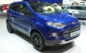 Ford EcoSport gọn nhẹ hơn nhờ cắt bỏ lốp dự phòng