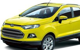 Xe SUV đô thị Ford EcoSport có phiên bản đặc biệt mới