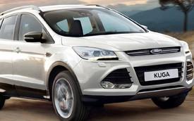 Ford Escape 2015 ra mắt tại Malaysia, giá từ 944 triệu Đồng