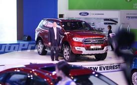 """""""Tẩu hỏa nhập ma"""" vì thông tin giá xe Ford Everest thế hệ mới tại Việt Nam"""