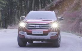 Rò rỉ thông số của Ford Everest thế hệ mới tại Việt Nam