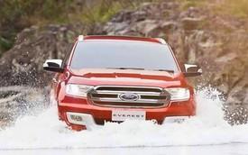 Hé lộ giá bán của Ford Everest 2015 sắp về Việt Nam