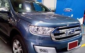 Cận cảnh Ford Everest thế hệ mới sẽ về Việt Nam năm nay