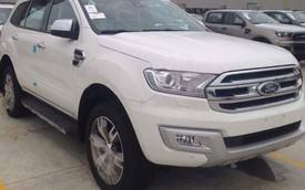 Ford Everest thế hệ mới bị người tiêu dùng Việt Nam chê đắt