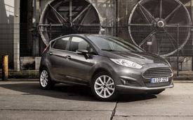 """Ford Fiesta – Xe supermini """"bán chạy như tôm tươi"""""""