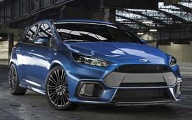 Ford Focus mạnh nhất từ trước đến nay