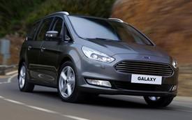 Ford Galaxy - Xe gia đình lý tưởng