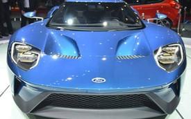 Siêu xe Ford GT đã có giá bán, đắt hơn Lamborghini Aventador