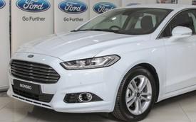 Ford Mondeo chính thức ra mắt Đông Nam Á, giá từ 1,2 tỷ Đồng