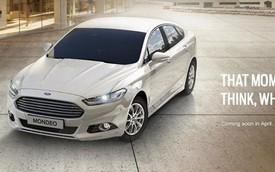 Ford Mondeo mới sắp đến Đông Nam Á có giá 55.300 USD