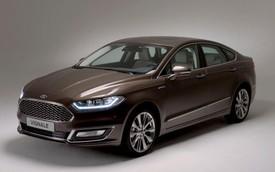 """Ford Mondeo phiên bản """"sang chảnh"""" chính thức được tung ra thị trường"""