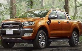 Ford Ranger trở về quê nhà Mỹ, Toyota Tacoma sắp gặp khó