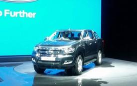 """Ngắm xe sẽ về Việt Nam Ford Ranger 2015 """"bằng xương, bằng thịt"""""""
