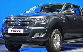 Cận cảnh từng chi tiết của Ford Ranger 2015 sẽ về Việt Nam
