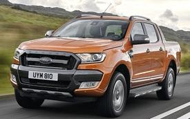 Ford Ranger – Xe bán tải đắt khách nhất tại châu Âu