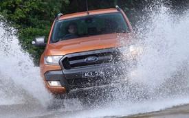 Ford Ranger 2015: Ngại gì lội nước?