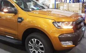 """Ford Ranger Wildtrack 2015 ngày càng """"lộ rõ chân tướng"""""""