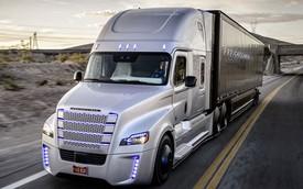 """Tận hưởng cảm giác """"nhàn nhã"""" trong xe tải tự hành khổng lồ"""