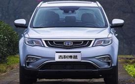 Geely NL-3 – Xe SUV Trung Quốc, cạnh tranh với Honda CR-V