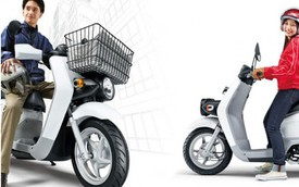 Honda Benly 110 ESP – Xe ga cực tiện dụng cho các shipper