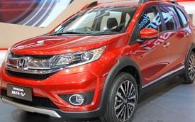 Xe 7 chỗ Honda BR-V chính thức trình làng, giá từ 370 triệu Đồng