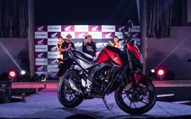 Xe côn tay Honda CB Hornet 160R ra mắt, giá từ 27,2 triệu Đồng