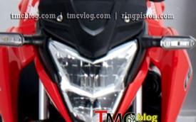 Xe naked bike giá rẻ Honda CB150R 2016 bất ngờ lộ diện