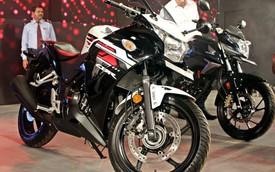 Honda giới thiệu cặp đôi CBR150R và CBR250R nâng cấp