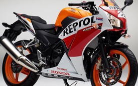 Honda ra mắt CBR250R phiên bản nhà vô địch mới