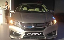 """City thế hệ mới – """"Nam châm hút khách"""" của Honda"""