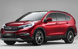 """Honda CR-V có thể dự đoán nguy cơ bị """"tạt đầu"""""""