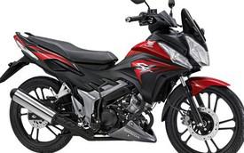 Honda phát triển xe côn tay cạnh tranh với Yamaha Exciter 150