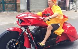 """Khám phá Honda Fury độ """"khủng"""" gây xôn xao trên đường Sài Gòn"""