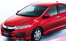 Honda giới thiệu phiên bản mới của sedan cỡ nhỏ City
