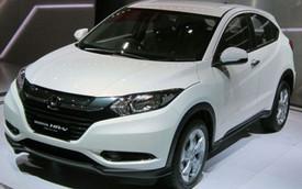 """Xe giá rẻ Honda HR-V sẽ """"tranh khách"""" của Jazz"""