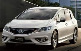 Honda ra mắt xe MPV tiết kiệm nhiên liệu mới