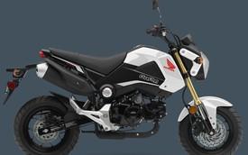 Honda MSX125 2015 tiếp tục được giới thiệu