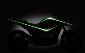 Honda tung hình ảnh úp mở của bộ ba mô tô đời mới sắp ra mắt