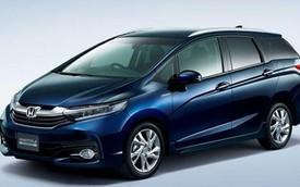 Honda Shuttle 2015 - Phiên bản thực dụng hơn của Fit/Jazz