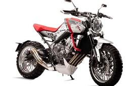 Honda CB Six50 Concept – Xe scrambler thanh lịch