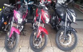 Vừa ra mắt tại Indonesia, Honda Sonic 150R đã đặt chân đến Việt Nam