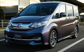 """Honda Step WGN – Xe MPV với nội thất như """"phòng khách trong nhà"""""""