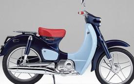 Honda giới thiệu thêm bộ tứ mô tô mới sắp trình làng