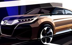 Sau HR-V, Honda phát triển thêm xe SUV cỡ nhỏ mới