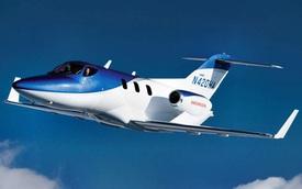 Máy bay bình dân HondaJet đã sẵn sàng được tung ra thị trường